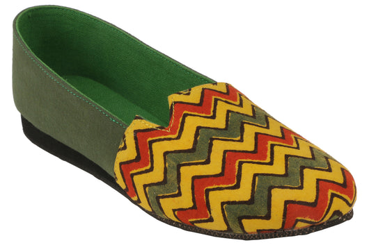 Pine Wave | Vegan Slip-On Shoes
