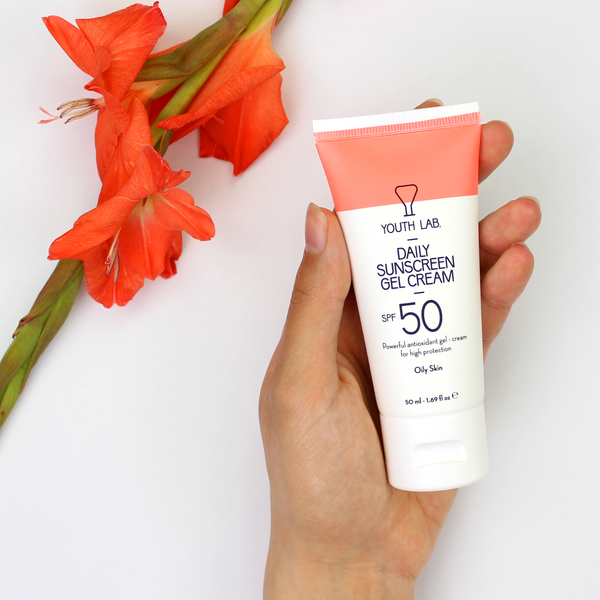Youth Lab Daily Sunscreen Cream Spf 50 Oily Skin 50 ml