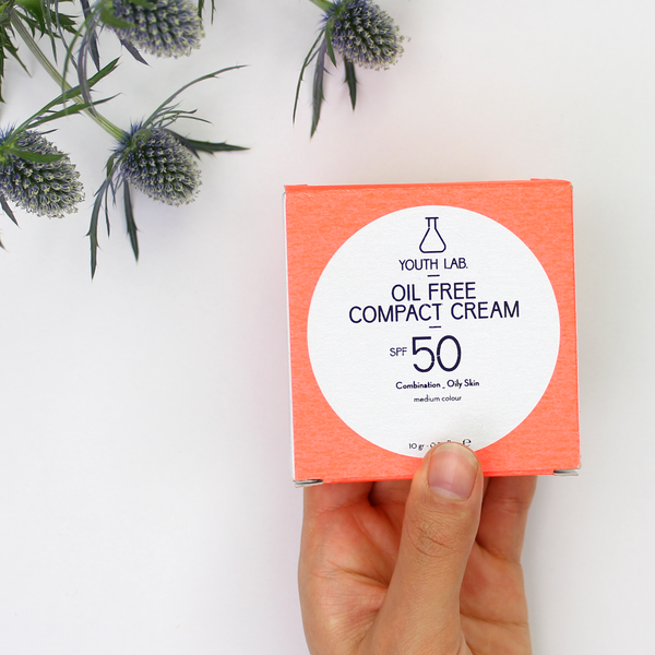 Youth Lab Oil Free Compact Cream Spf 50
