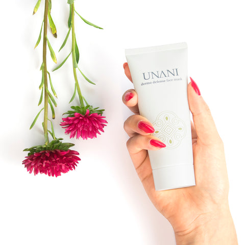 Unani Dermo Defense Face Mask 100 ml