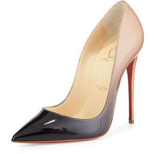 Christian Louboutin So Kate Degrade Red Sole Pump