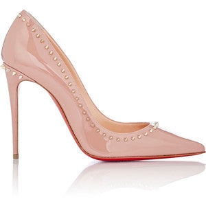 Christian Louboutin Women's Studded Anjalina Pumps