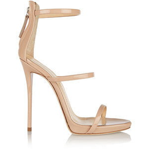 Giuseppe ZanottiHarmony Patent-leather Sandals