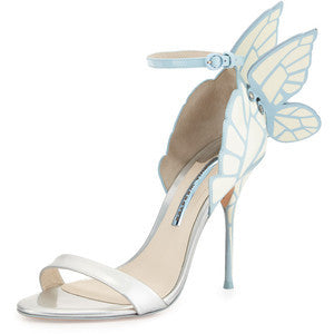 Sophia Webster Chiara Butterfly Wing Bridal Sandal