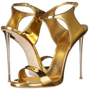 Giuseppe Zanotti Back Buckle Slide High Heels