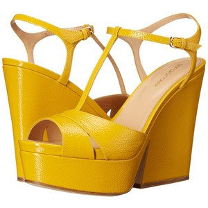 Sergio Rossi Edwige (Sunshine) Women's Wedge Shoes