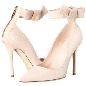 Kate Spade New York Levie (Pale Blush Suede) Women's Shoes