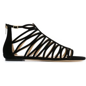Jimmy Choo Kerim Flat Sandals