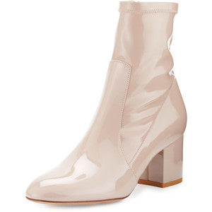 Valentino Stretch Patent 60mm Bootie