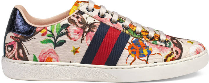 Gucci Garden exclusive Ace sneaker