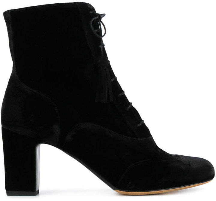 Tabitha Simmons 'Afton' lace-up ankle boots