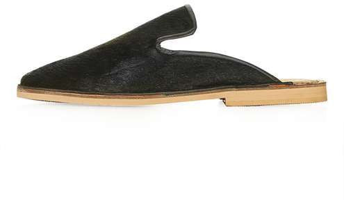 Topshop Kalm mule loafers