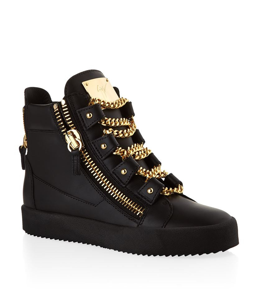 Harrods Giuseppe Zanotti Lovejoy High-Top Sneaker