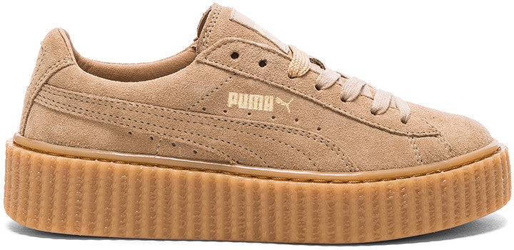 Forward By Elyse Walker Fenty by Puma Suede Creepers
