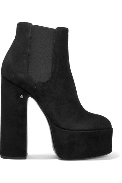 Laurence Dacade Laurence suede platform ankle boots