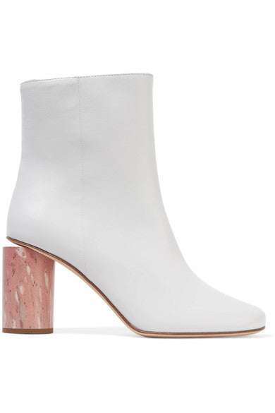 Acne Studios Althea leather ankle boots