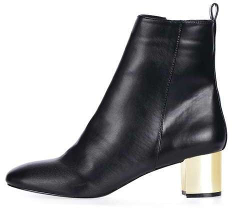 Topshop Bella heeled boot