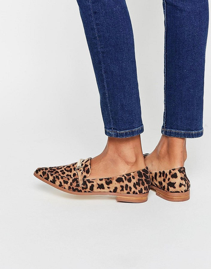Asos MYSTERIOUS Pointed Loafers