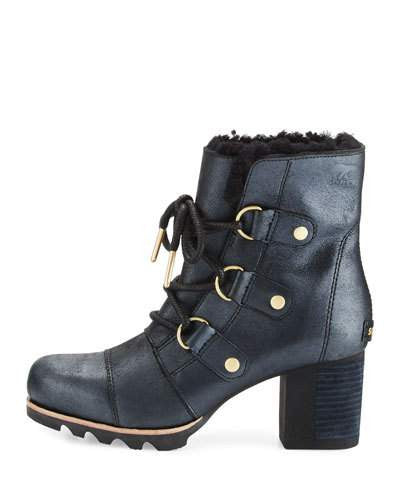 Sorel Addington? Lace-Up Boot, Black