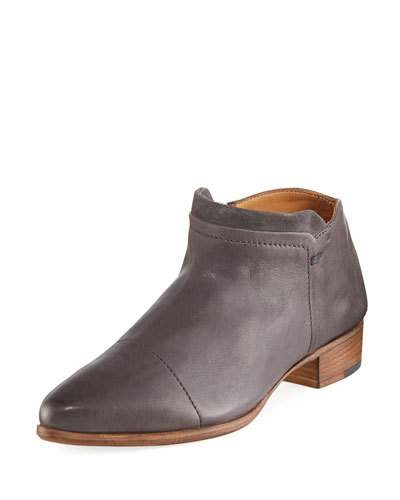 Alberto Fermani Serafina Leather Ankle Boots