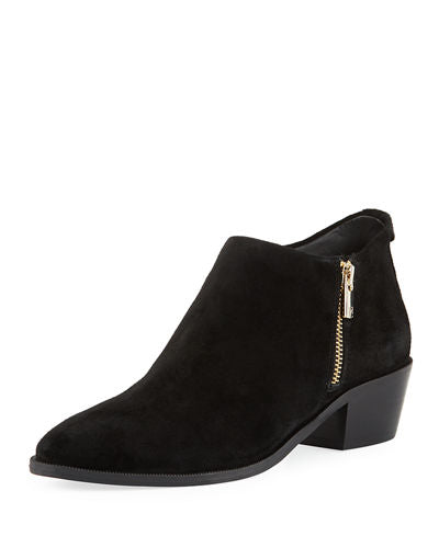 Taryn Rose Sabrina Waterproof Ankle Booties