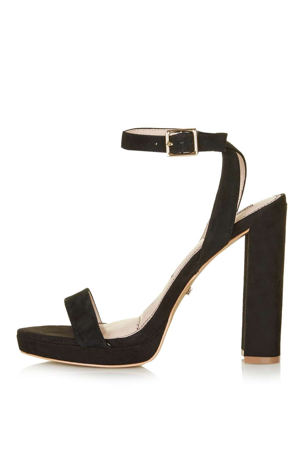 TopShop LUXURY Slim Platform Sandals