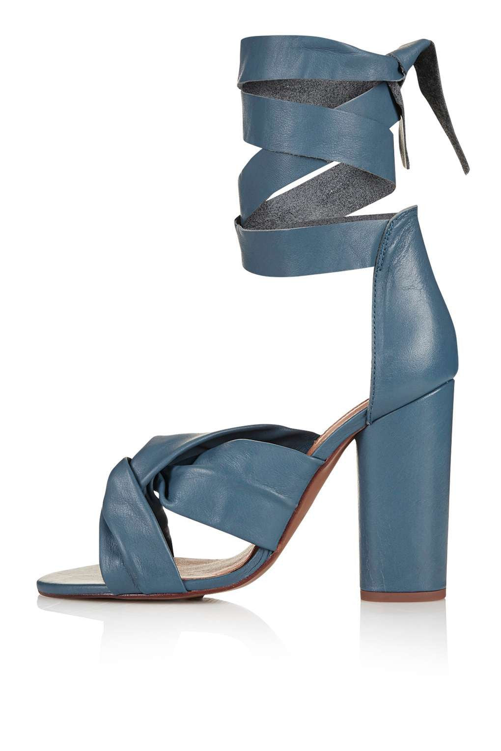 TopShop ROSA Knotted High Sandals