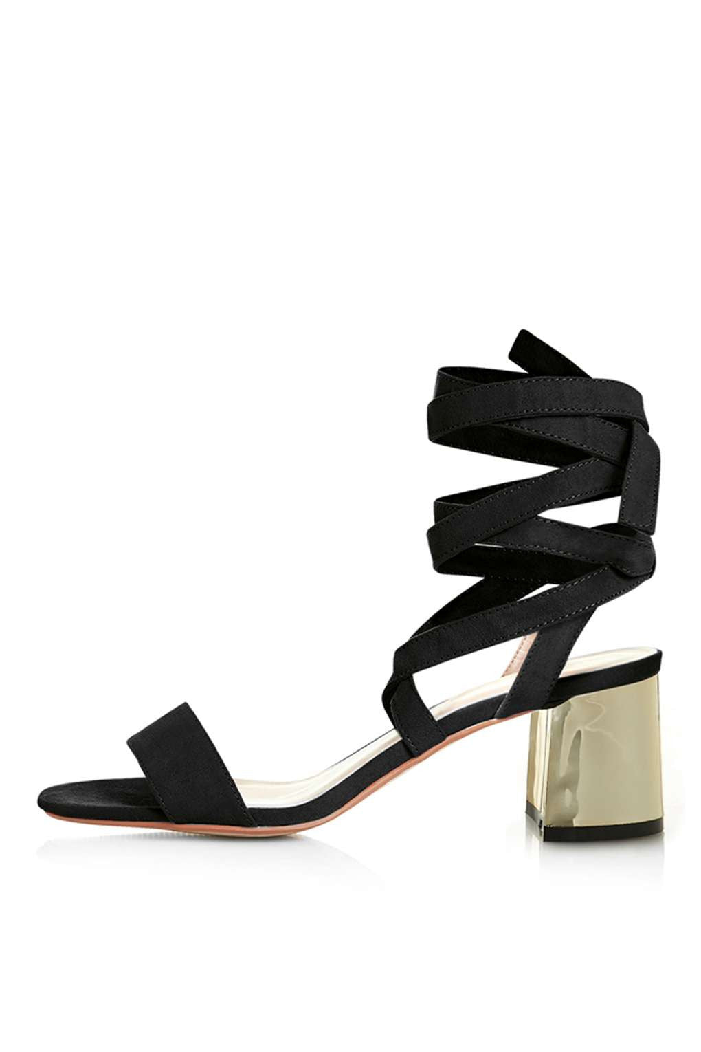TopShop DELILAH Tie-up Sandals