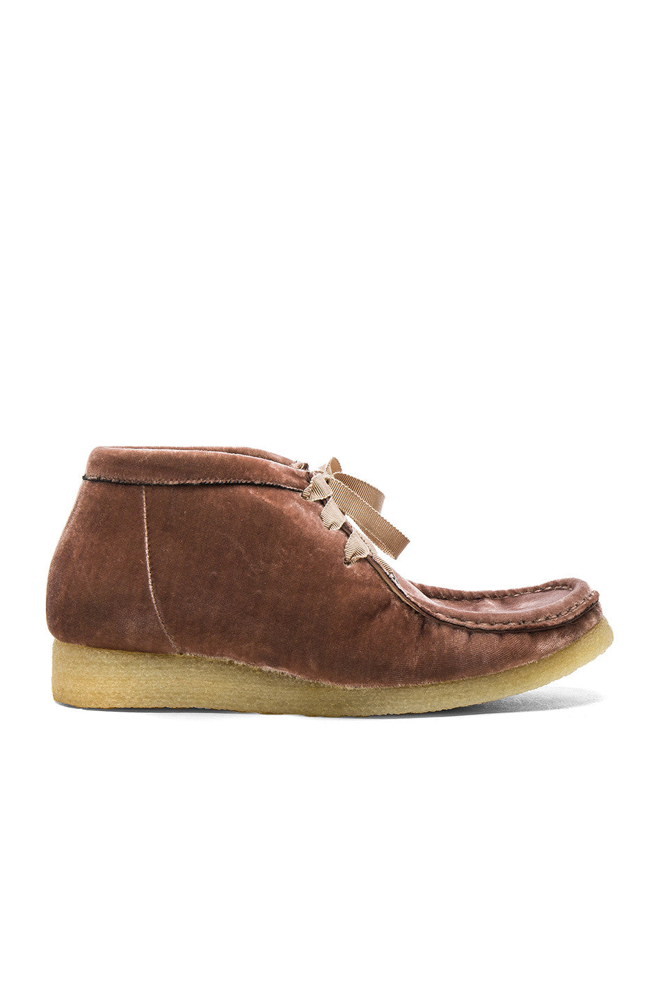 Ulla Johnson Velvet Demetra High Wallabee