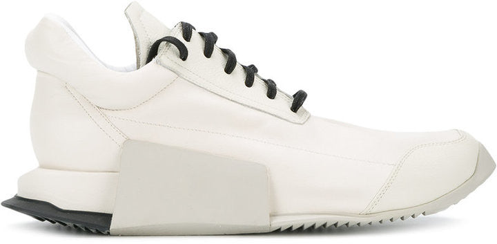 Browns Fashion Adidas By Rick Owens Runner Level Low sneakers