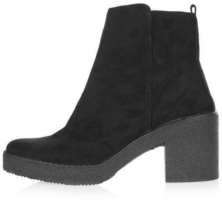 Topshop Bay ankle boots