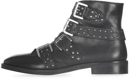 Topshop Amy2 studded boots
