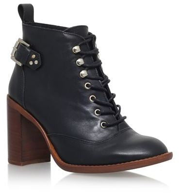 Harrods Kg Kurt Geiger Sweet Leather Ankle Boots