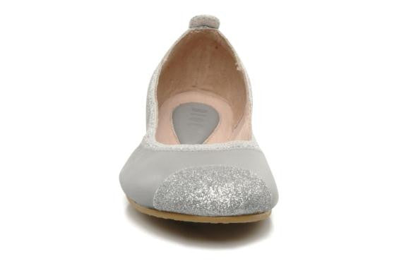 a8f280ae509 ... Grey   Silver Bloch Crystelle Pumps - Ryker Kids Shoes