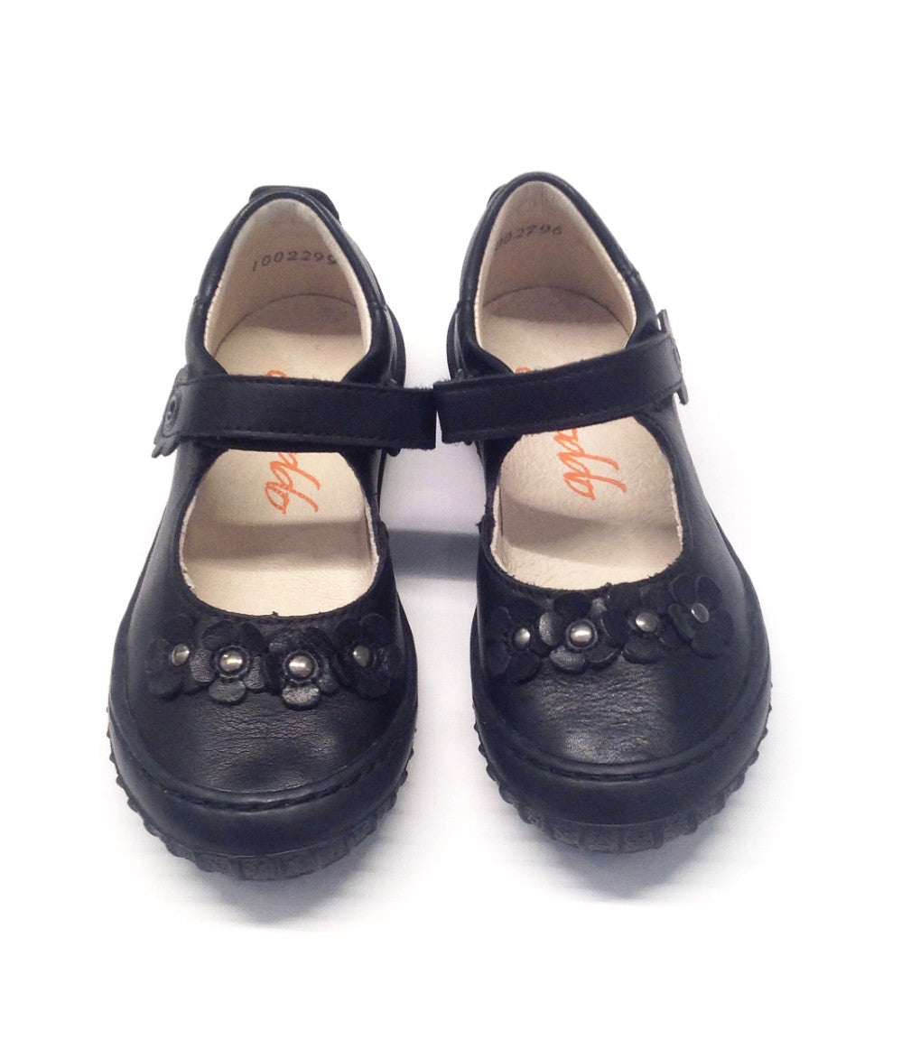 85a6ee64db9 ... Black Mary Jane G3140009-1 - Ryker Kids Shoes