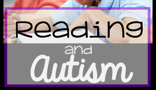 Five Ways to Help Autistic Children Read Better.