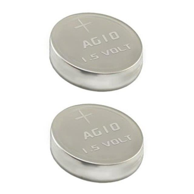 Button Cell Battery (AG10 / LR54 / LR1130) - Trio Pack (3 x 2) Special