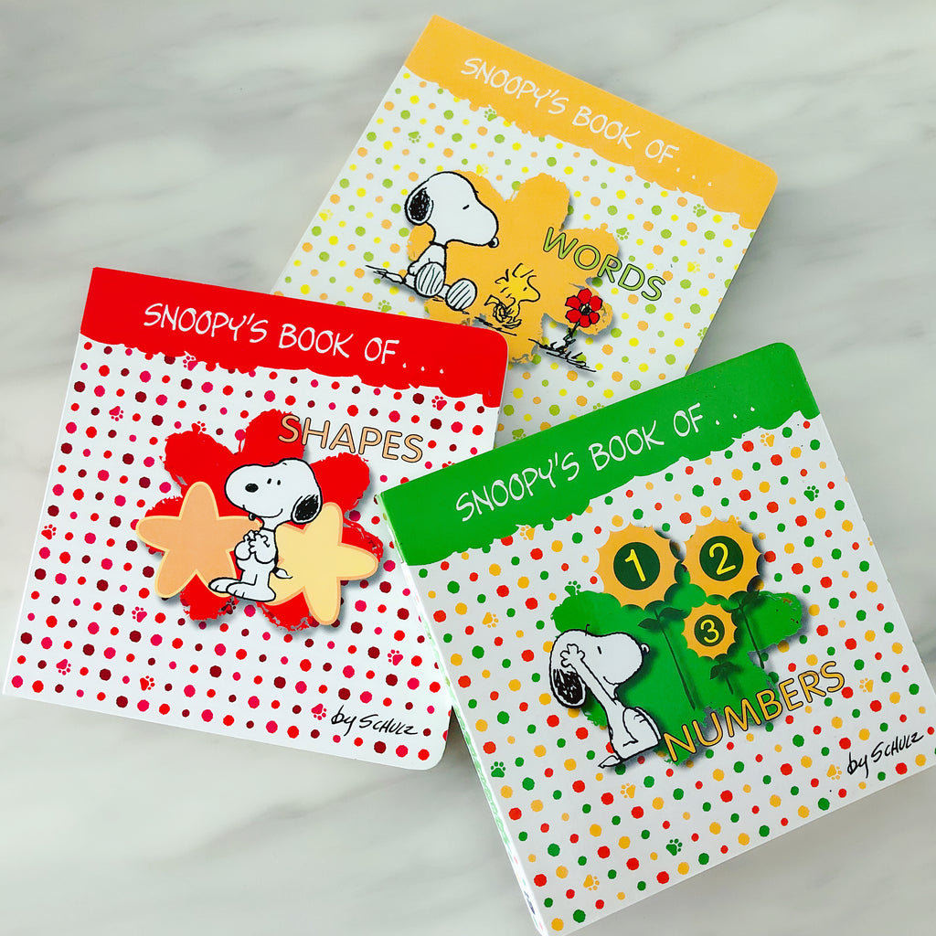 Snoopy Special Set (Books & Toys)