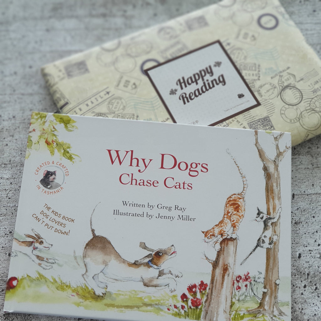 Why Dogs Chase Cats - owlreadersclub
