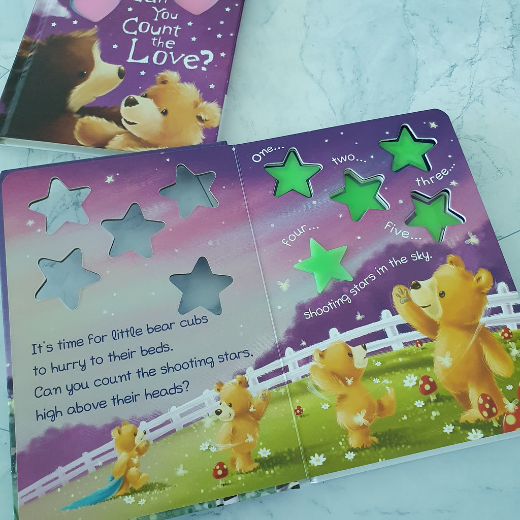Love and Stars Bundle Set