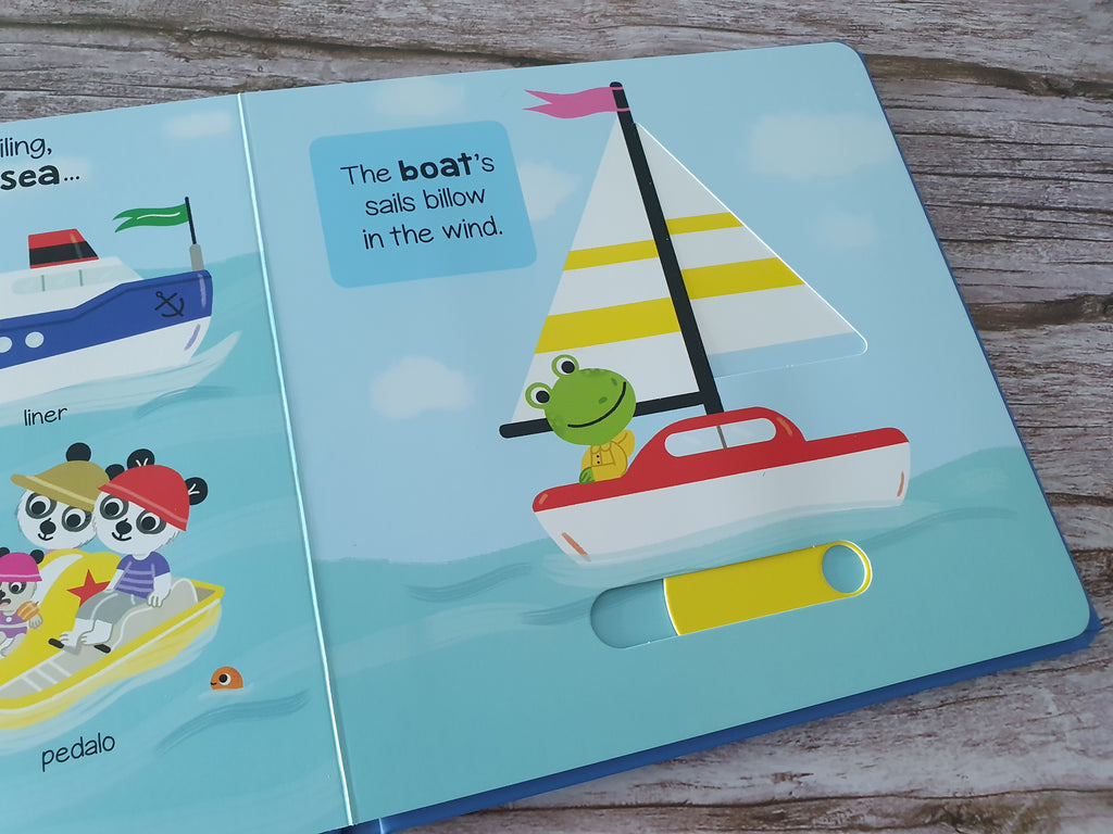 On The Go : My First Animated Board Book