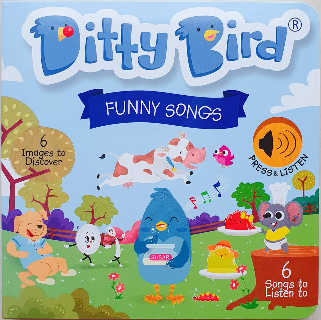 Ditty Bird - Funny Songs