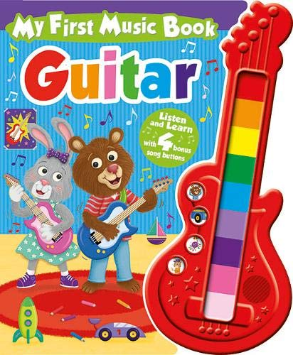 My First Music Book - Guitar