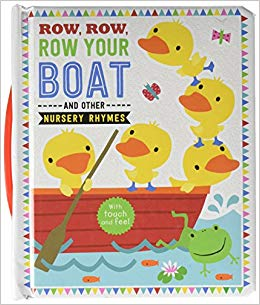 Row, Row, Row Your Boat and other Nursery Rhymes - owlreadersclub