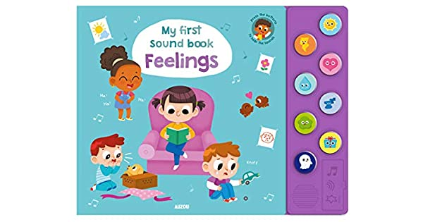 My First Sound Book: Feelings