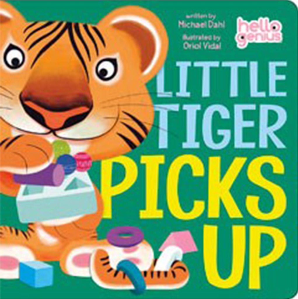 Little Tiger Picks Up - owlreadersclub