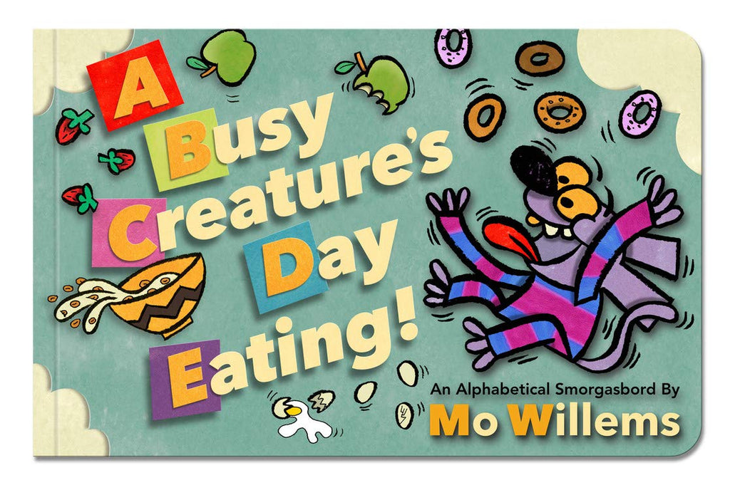 A Busy Creature's Day Eating! - owlreadersclub