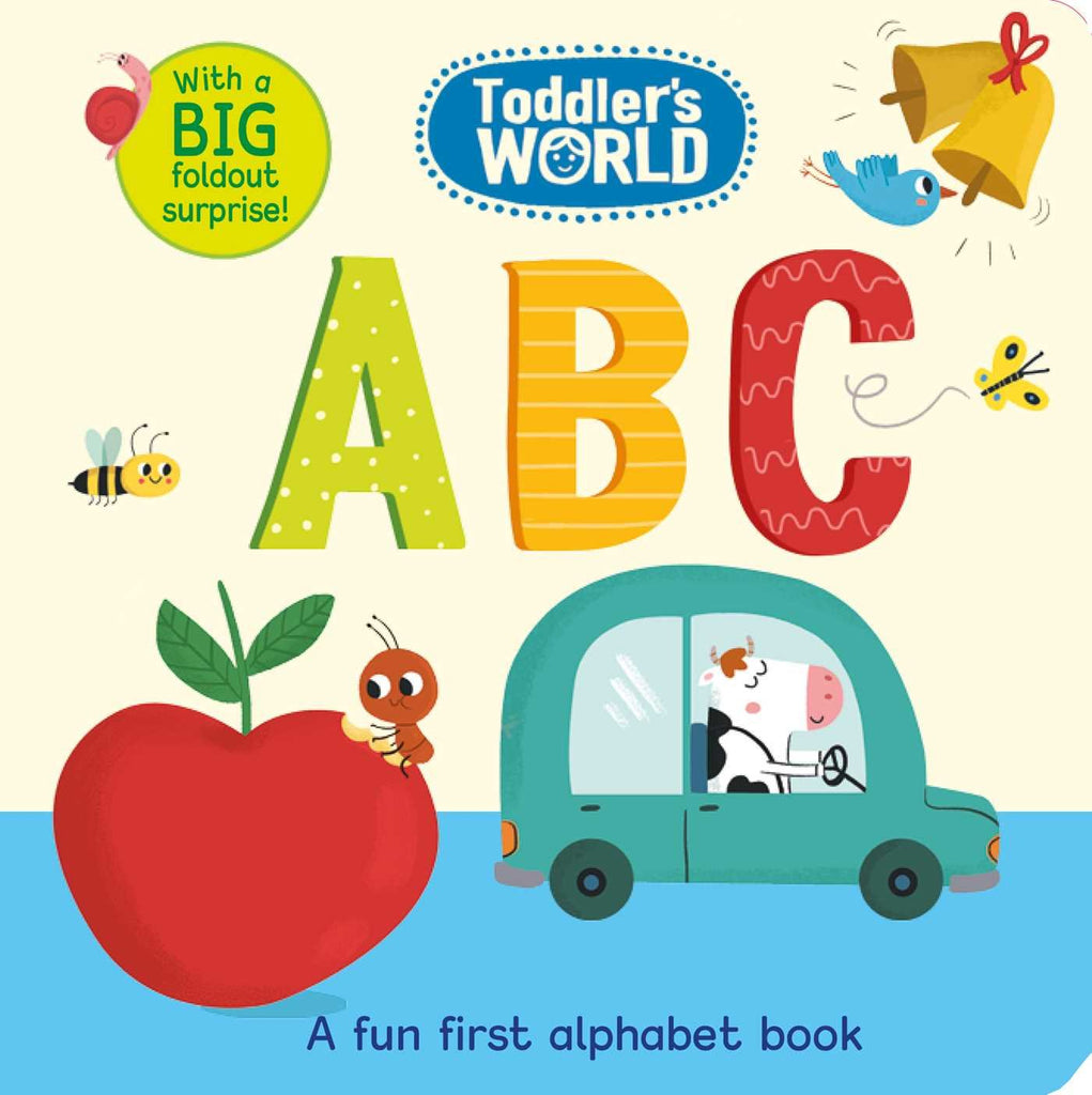 Toddler's World ABC - owlreadersclub