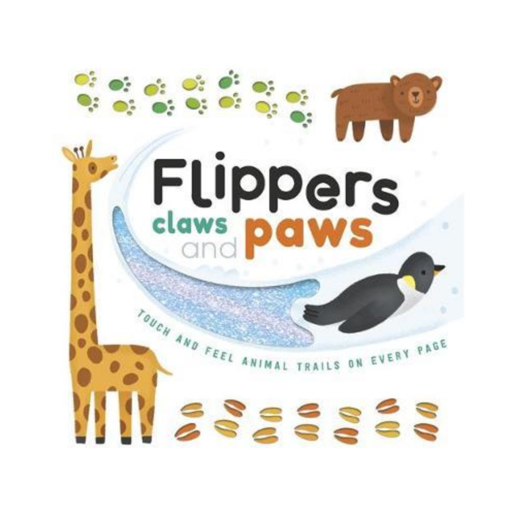 Flippers claws and paws