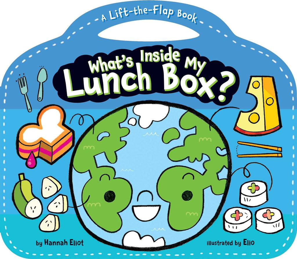 What's Inside My Lunch Box? - owlreadersclub